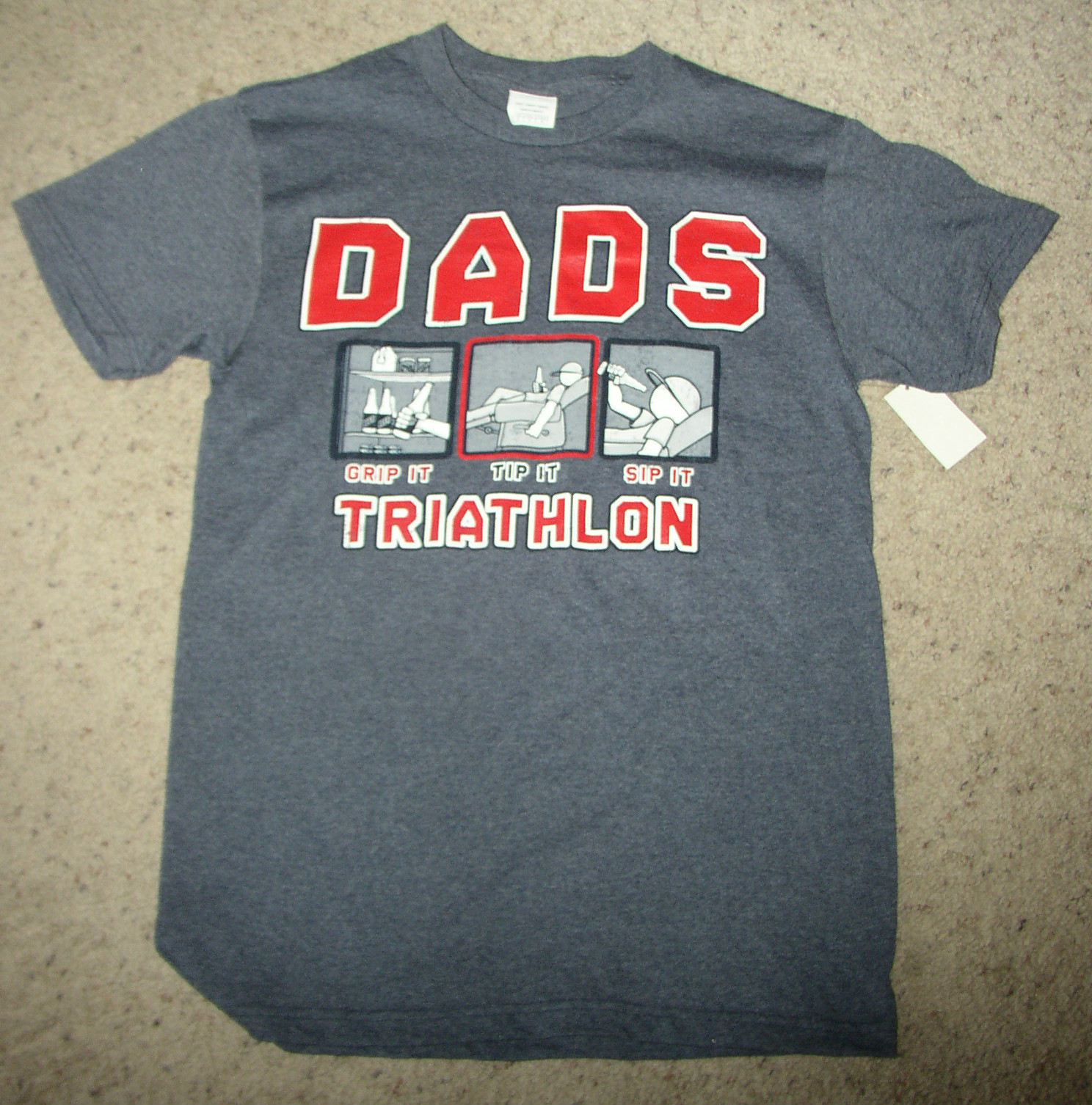 e37e360d This shirt was at Walmart for Father's Day, if you received it you might  want to rethink your approach.